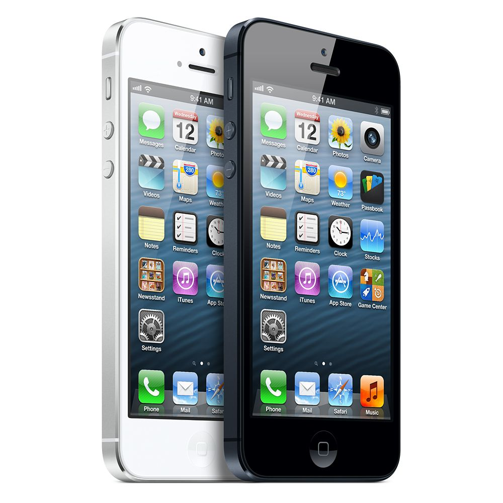 Picture of iPhone 5