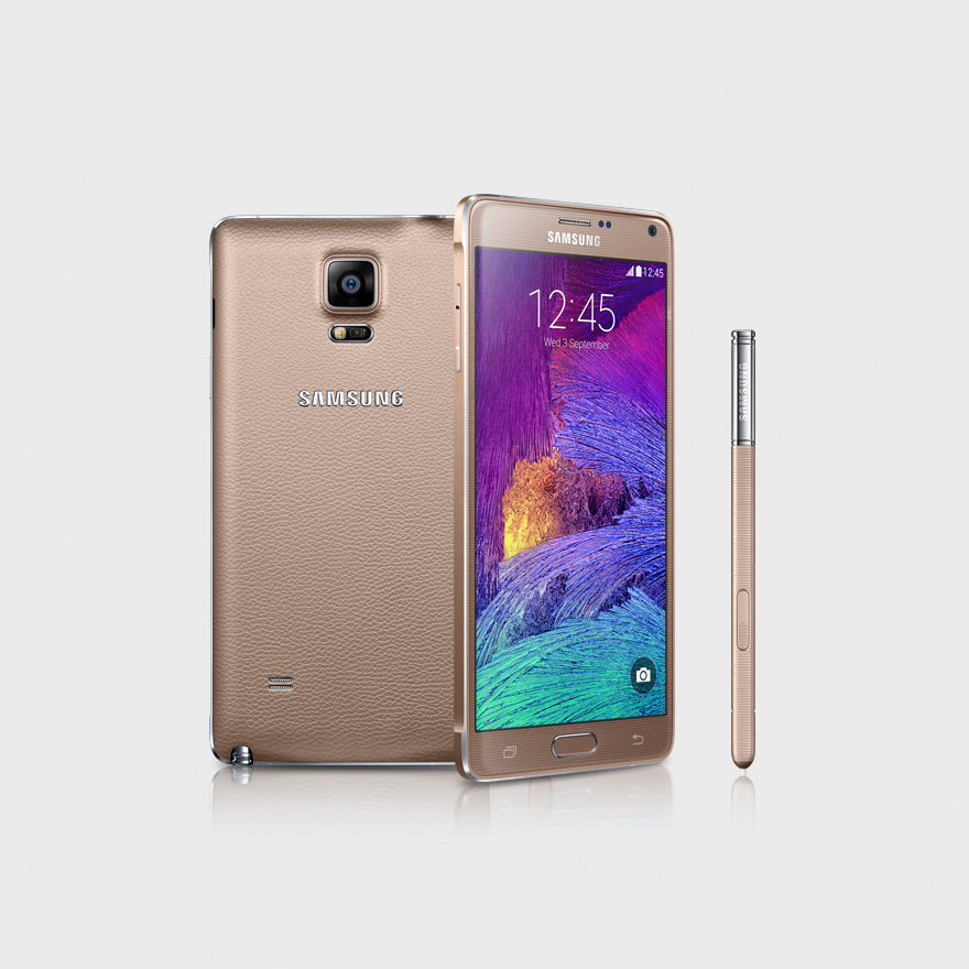 Picture of Note 4 Gold 32GB