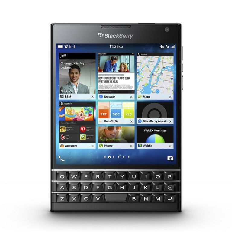 Picture of Blackberry Passport