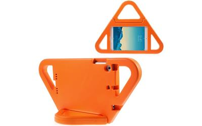 الصورة: Triangle Shockproof Kids EVA Foam Stand Case for iPad Mini Orange