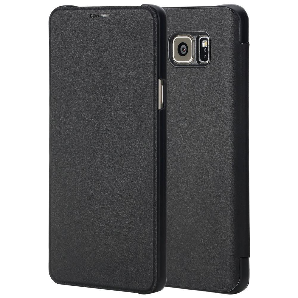 الصورة: ROCK Flip Slim Case for Samsung Galaxy Note 5