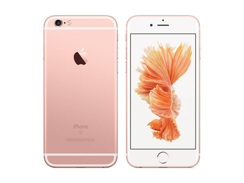 الصورة: iPhone 6S Plus 128GB Rose Gold