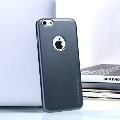 الصورة: REMAX Hard PC Case for iPhone 6s / 6 4.7 inch - Grey