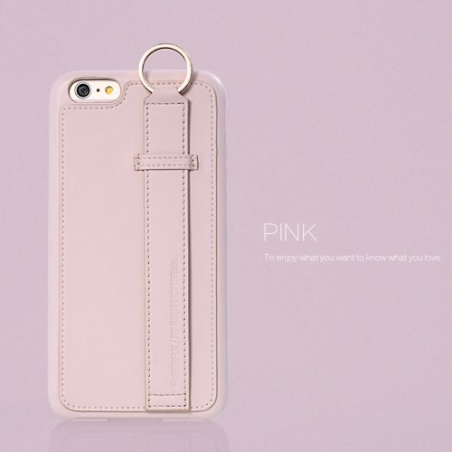 الصورة: REMAX Chuangxiang with Ring Buckle for iPhone 6s 6 4.7 inch - Pink