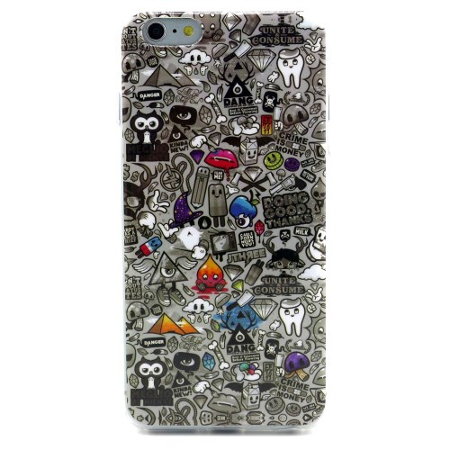 الصورة: Daddy Was A Jewel Thief TPU Phone Case for iPhone 6 Plus / 6s Plus