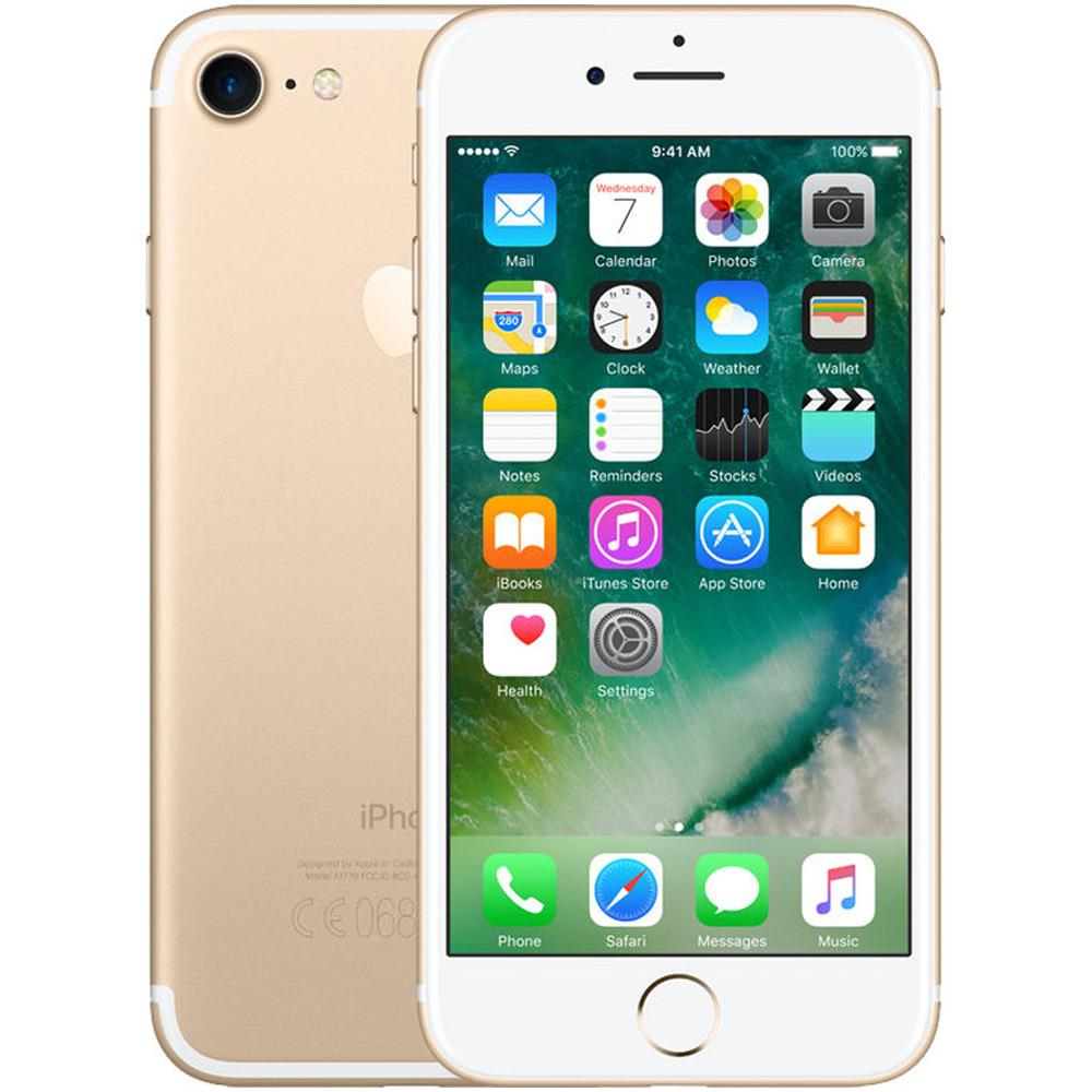 الصورة: iPhone 7 128GB GOLD