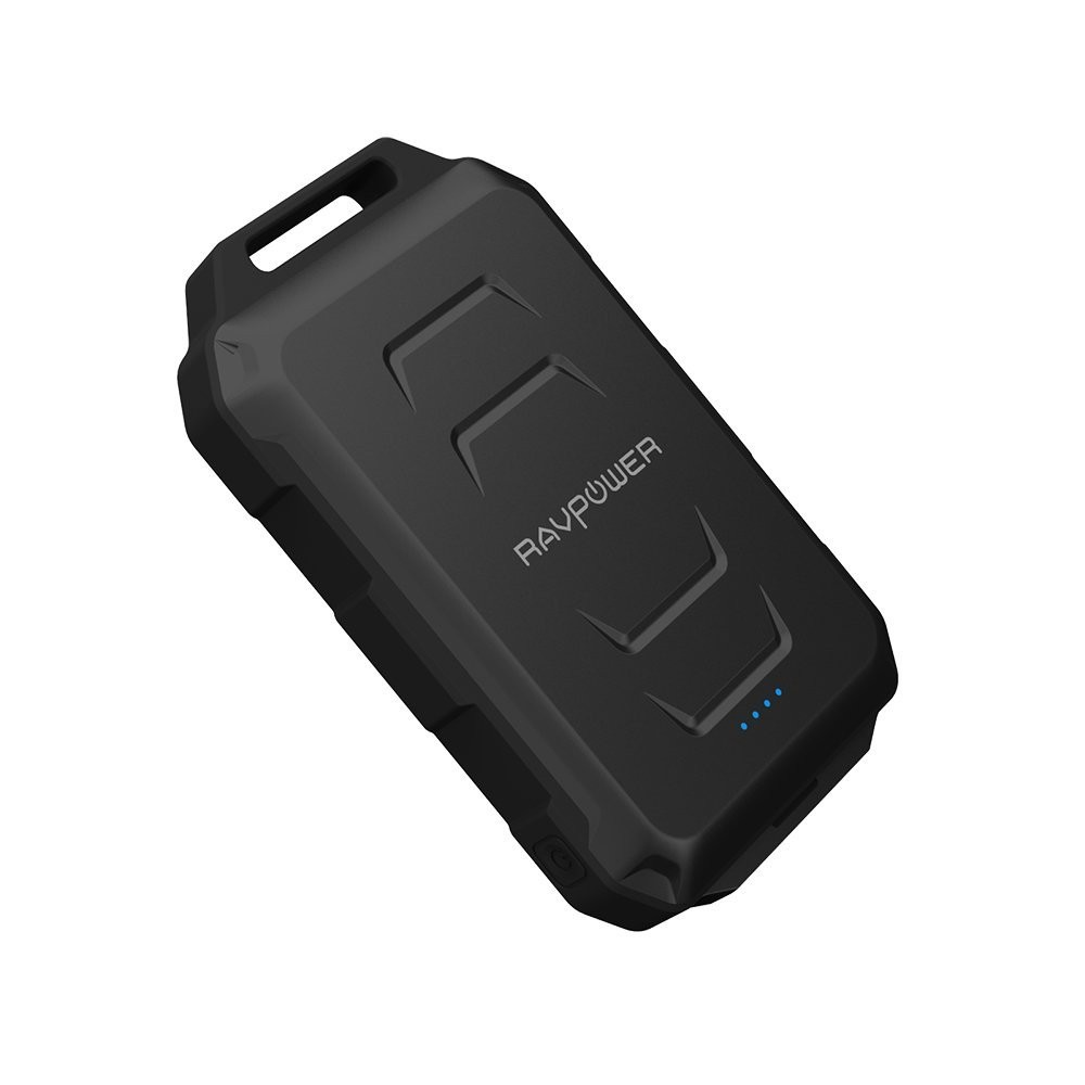 الصورة: RAVPower 10050mAh Waterproof Dustproof and Shockproof